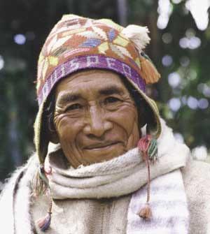 don Manuel, Peruvian Shaman