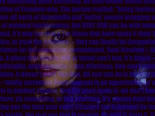 aimee cavenecia text face