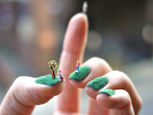 Alice Bartlett-miniature landscape