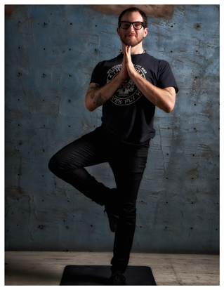 David Silverberg yoga brooklyn