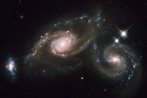 spiral galaxy fibanocci