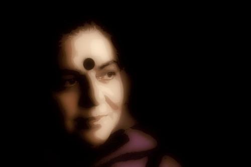 Vandana Shiva Portrait