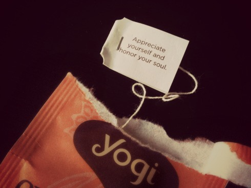 what everyone wants_tea bag quote