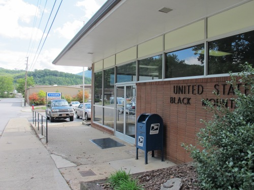 ..Black Mountain Post Office..