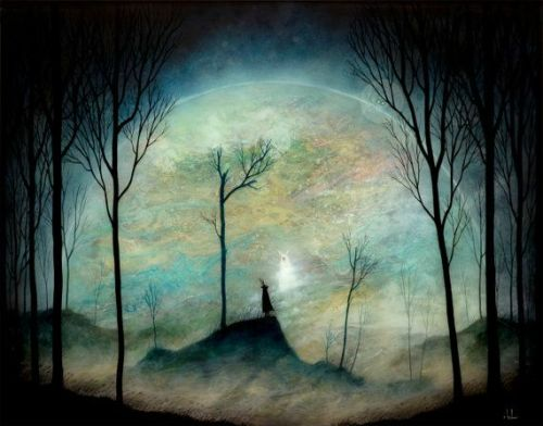 Andy Kehoe - At the Edge of an Unknown World