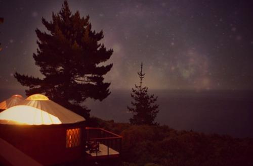 gone yurt-ing