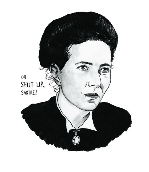 simone-de-beauvoir-illustration