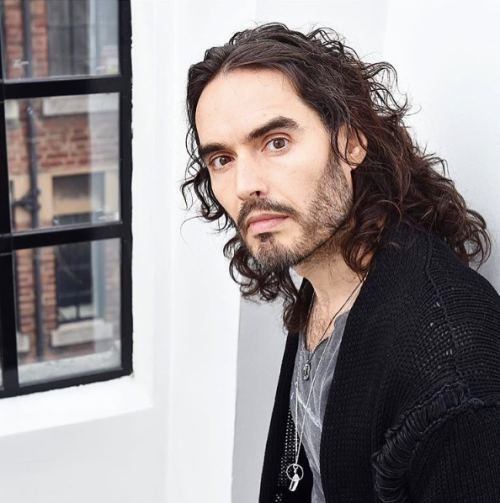 Russell Brand Addiction