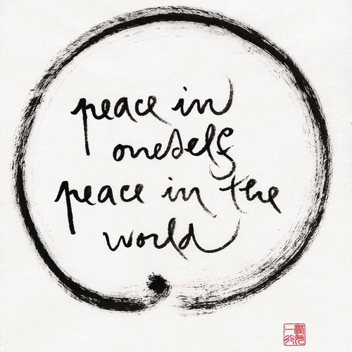 art of Thich Nhat Hanh