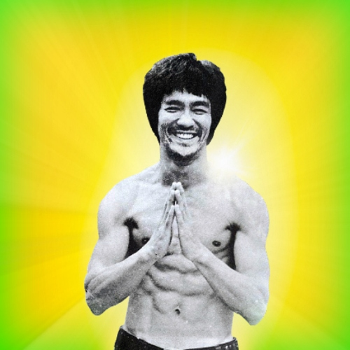 Bruce Lee Illustration