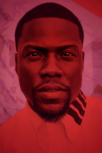 Kevin Hart Photo Illustration