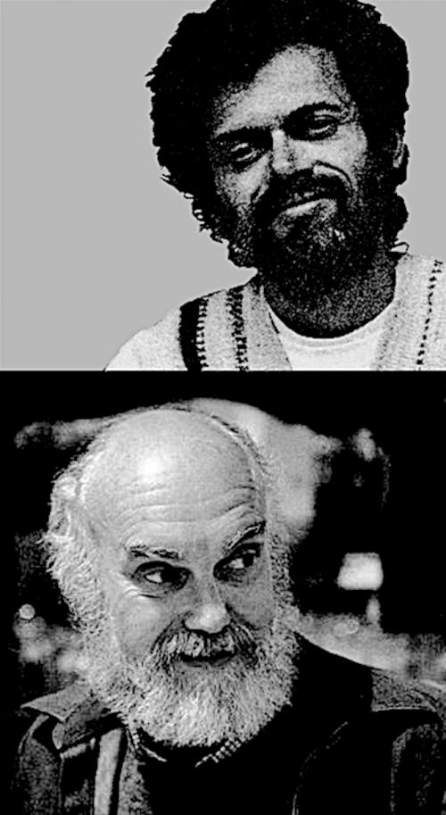 Terence Mckenna Ram Dass