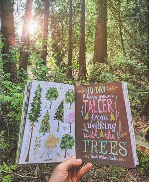 trees quote