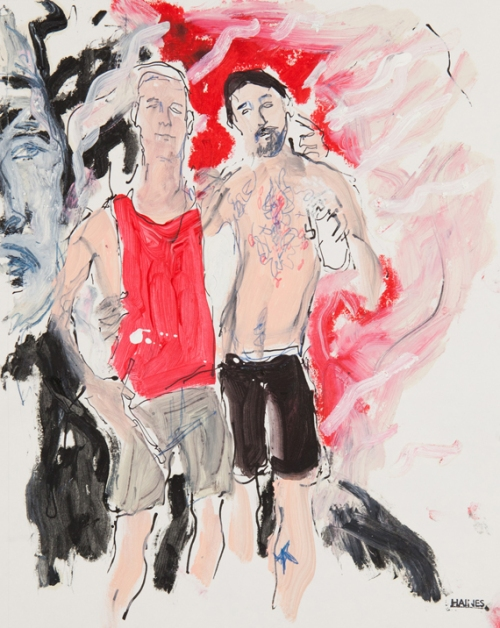 Haines+Brooklyn+Bros