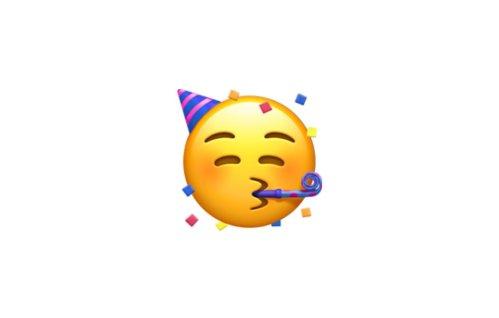 party emoji
