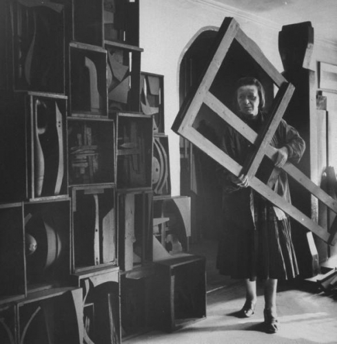 Louise Nevelson artist
