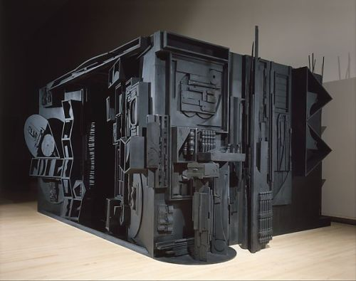 Louise Nevelson artwork