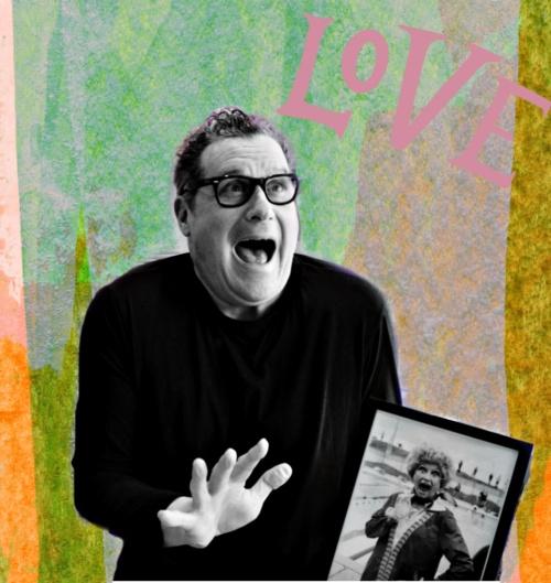 Isaac Mizrahi art
