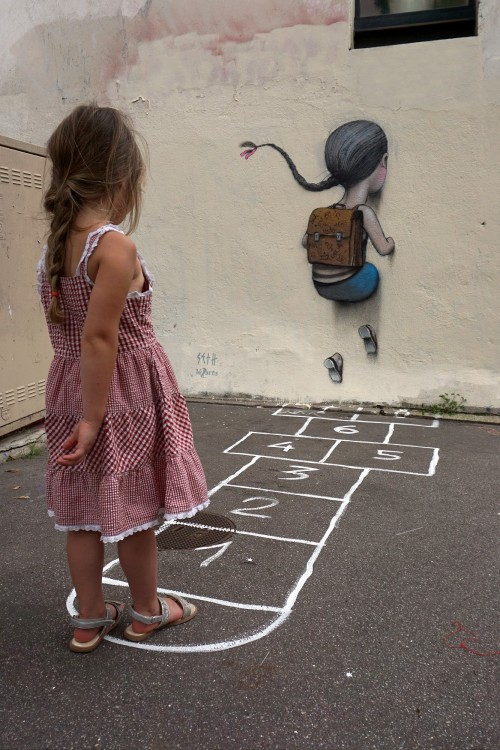 Seth Globepainter paris