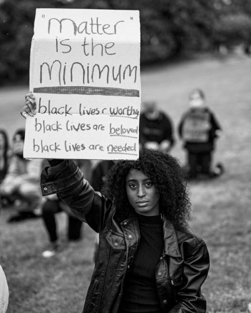 BLM we matter