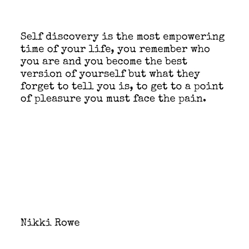 Nikki Rowe quote