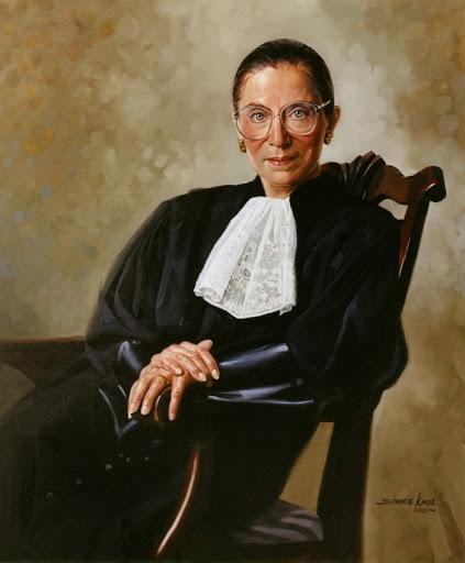 Ruth Bader Ginsburg 2020