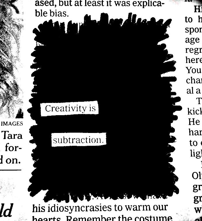 creativity-is-subtraction-2021